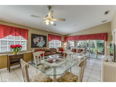 San Remo, Village Walk Of Bonita Springs Single Family Home For Sale: 28010 Boccaccio Way