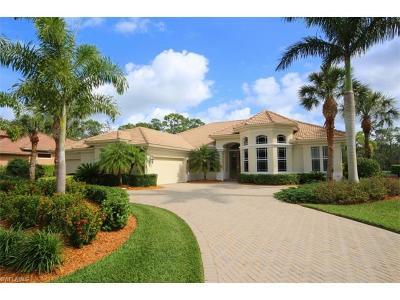 Estero Single Family Home For Sale: 20249 Wildcat Run Dr