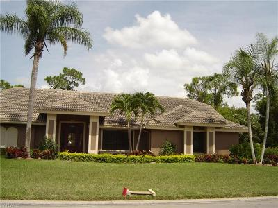 Estero Single Family Home For Sale: 20229 Wildcat Run Dr
