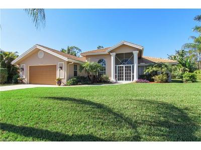Bonita Springs Single Family Home For Sale: 26890 Nicki J Ct