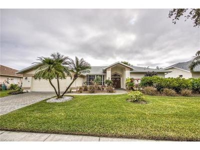 Fort Myers Single Family Home For Sale: 19421 Cypress View Dr