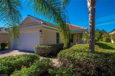 Bonita Springs Single Family Home For Sale: 15073 Estuary Cir