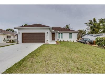 Bonita Springs Single Family Home Pending With Contingencies: 3940 Quails Walk