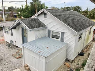 Bonita Springs Multi Family Home Pending With Contingencies: 11381/11383 Dean St