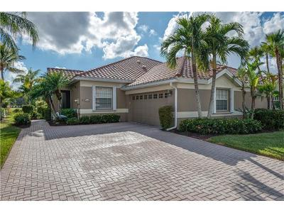 Fort Myers Single Family Home For Sale: 8544 Brittania Dr
