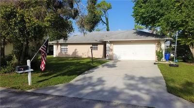 Bonita Springs Single Family Home For Sale: 27297 Jolly Roger Ln