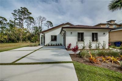 Bonita Springs Single Family Home Pending With Contingencies: 27791 Washington St