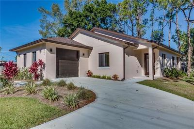 Imperial Shores Single Family Home For Sale: 4040 Springs Ln