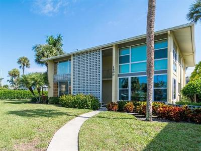 Naples Condo/Townhouse Pending With Contingencies: 1500 Gulf Shore Blvd N #NW3