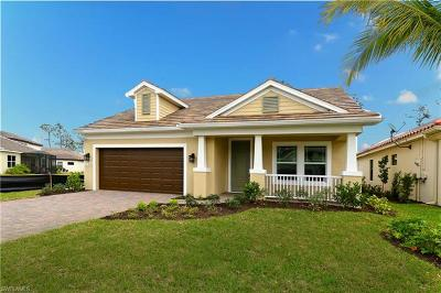 Fort Myers Single Family Home For Sale: 7675 Cypress Walk Drive