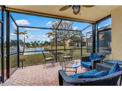 Estero Single Family Home For Sale: 20620 East Golden Elm Dr