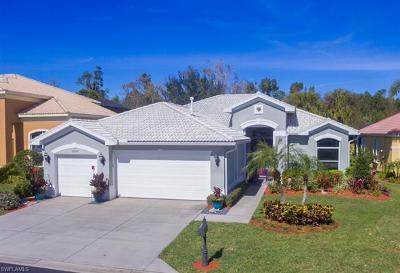 Estero Single Family Home For Sale: 20520 Rookery Dr