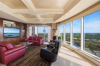 Bonita Springs FL Condo/Townhouse For Sale: $2,439,000
