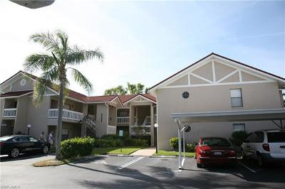 Fort Myers Condo/Townhouse For Sale: 9623 Eaton Gardens Ln #104