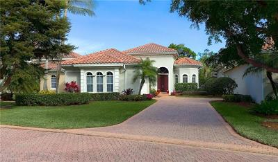 Estero Single Family Home For Sale: 22179 Natures Cove Ct