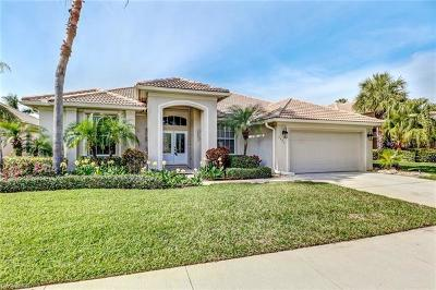 Naples Single Family Home For Sale: 7095 Sugar Magnolia Cir