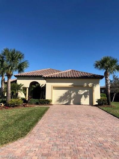 Fort Myers Single Family Home Pending With Contingencies: 13435 Citrus Creek Ct