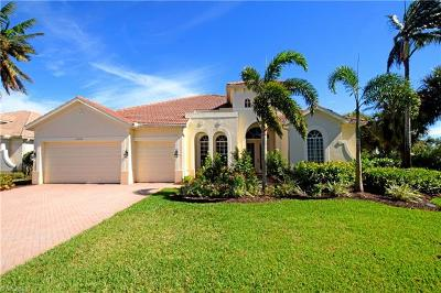 Lee County Single Family Home Pending With Contingencies: 23000 Whispering Ridge Dr