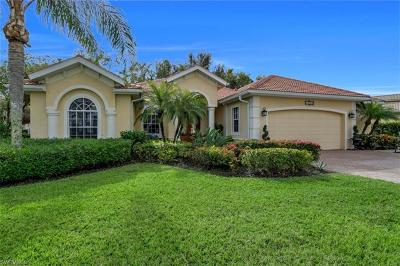 Bonita Springs Single Family Home For Sale: 12860 Silverthorn Ct