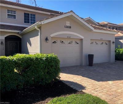 Bonita Springs Condo/Townhouse For Sale: 12618 Fox Ridge Dr #8102