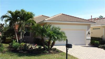 Estero Single Family Home For Sale: 19758 Tesoro Way