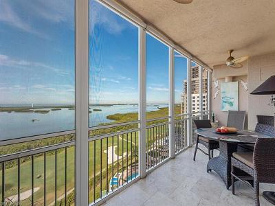 Naples, Bonita Springs, Estero Condo/Townhouse For Sale: 4951 Bonita Bay Blvd #1802