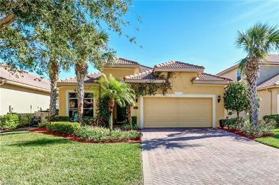 Estero Single Family Home For Sale: 20455 Ardore Ln