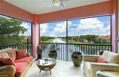 Estero Condo/Townhouse For Sale: 8557 Via Garibaldi Cir #201
