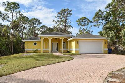 Bonita Springs FL Single Family Home For Sale: $299,900