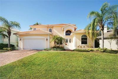 Bonita Springs FL Single Family Home For Sale: $599,000