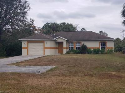 Collier County Single Family Home For Sale: 270 6th St NE