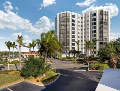 Fort Myers Beach Condo/Townhouse For Sale: 4191 Bay Beach Ln #252