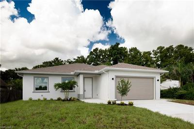 Bonita Springs Single Family Home For Sale: 27917 Carl Cir
