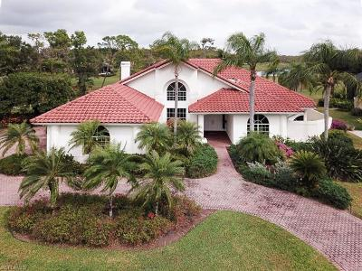 Estero Single Family Home For Sale: 20261 Country Club Dr