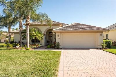 Fort Myers Single Family Home Pending With Contingencies: 11118 Sea Tropic Ln