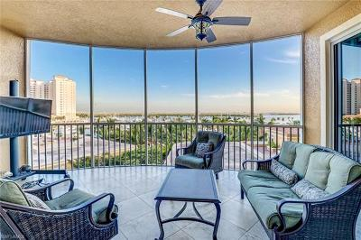 Cape Coral Condo/Townhouse Pending With Contingencies: 6061 Silver King Blvd #302