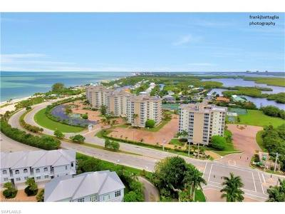 Lee County Condo/Townhouse For Sale: 5600 Bonita Beach Rd #4302