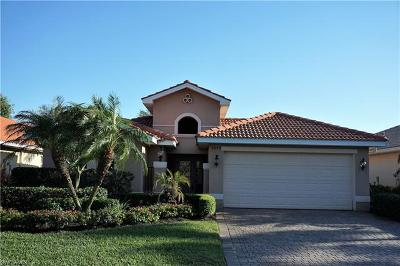 Estero Single Family Home Pending With Contingencies: 9079 Astonia Way