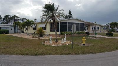 Bonita Springs Single Family Home For Sale: 4681 Pago Pago Ln