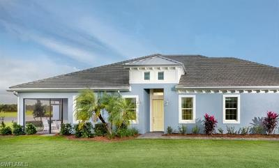 Collier County Single Family Home For Sale: 7019 Dominica Dr