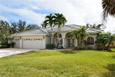 Bonita Springs Single Family Home For Sale: 3491 Muscadine Ln