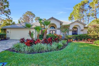 Bonita Springs Single Family Home For Sale: 3761 Lakemont Dr