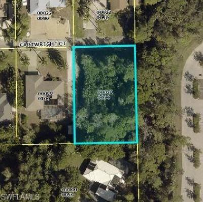 Bonita Springs Residential Lots & Land For Sale: 3441 Cartwright Ct
