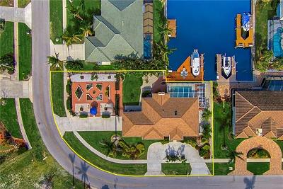 Marco Island Single Family Home Pending With Contingencies: 1184 Whiteheart Ct
