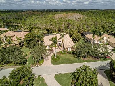 Estero Single Family Home For Sale: 9331 Lakebend Preserve Ct