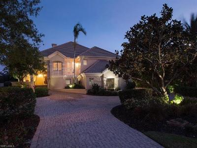 Bonita Springs Single Family Home For Sale: 27820 Riverwalk Way