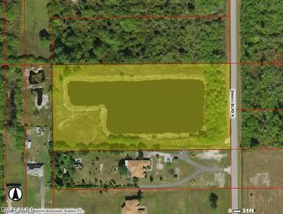 Naples Residential Lots & Land For Sale: Desoto Blvd