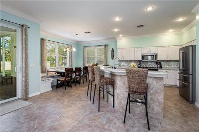 Single Family Home For Sale: 17431 Sterling Lake Dr