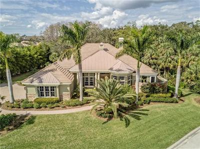 Fort Myers Single Family Home Pending With Contingencies: 13325 Arlington Hammock Ct