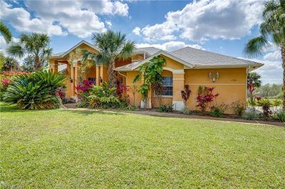 Lehigh Acres Single Family Home For Sale: 1700 E 9th St